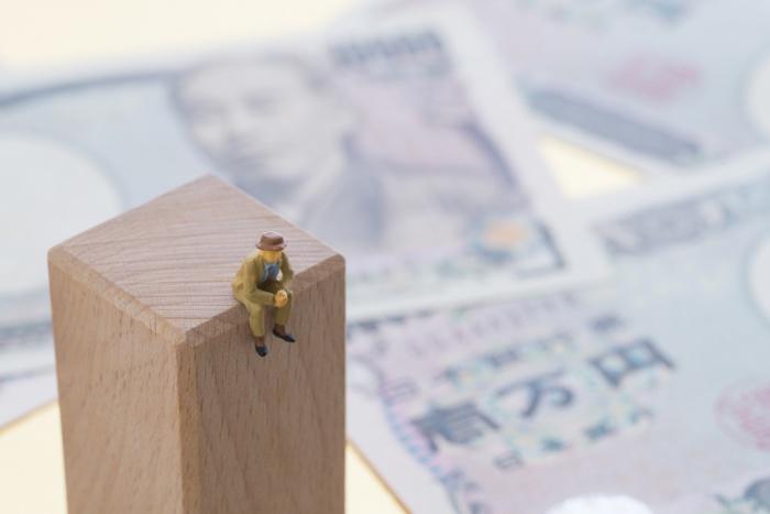 高齢者とお金