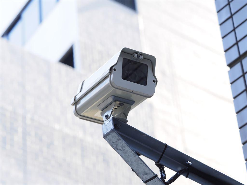 盗難防止カメラ